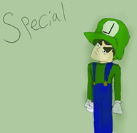 game:super_smash_bros game:super_smash_infinite luigi streamer:vinny vegeta // 887x865 // 29.3KB