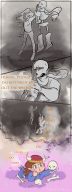 amnesia artist:follyknight game:undertale papyrus streamer:joel // 900x2400 // 1.5MB