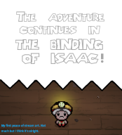captain_toad the_binding_of_isaac // 499x549 // 58.7KB