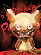 artist:tittyphat corrupted game:pokemon_yellow pikachu streamer:vinny // 743x978 // 1.1MB