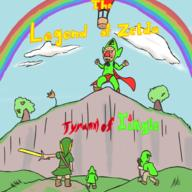 artist:Serious_Sketch game:legend_of_zelda link streamer:vinny tingle // 2000x2000 // 1.7MB