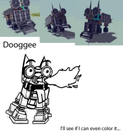 artist:superwiibros08 dog game:besiege streamer:joel // 839x902 // 313.1KB