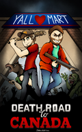 artist:8bitbeetle game:death_road_to_canada streamer:vinny zombie // 800x1280 // 1.2MB