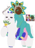 alpaca artist:lapphire cling_on clingpacagon game:miitopia streamer:vinny // 499x676 // 140.5KB