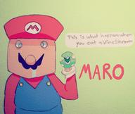 Maro artist:JoshuaHoppykins drugs streamer:vinny vineshroom // 852x720 // 152.9KB