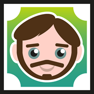 artist:fingers_are_optional cute emoji streamer:vinny // 800x800 // 40.7KB