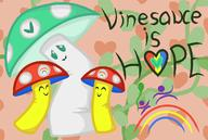 Vinesauce_is_Hope_2017 artist:StarrYan charity_stream streamer:vinny vineshroom // 1193x804 // 80.4KB