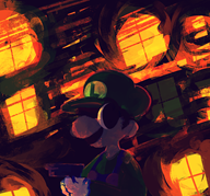 city game:terminal_7 luigi streamer:vinny // 1538x1440 // 2.7MB