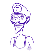 charity_stream_2016 game:super_smash_infinite streamer:vinny vinesauce wah waluigi // 353x457 // 49.9KB