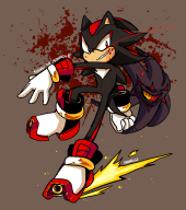 artist:frandlle game:shadow_the_hedgehog shadow_the_hedgehog streamer:imakuni // 1009x1136 // 87.7KB