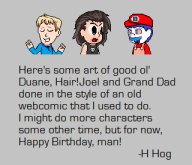 artist:h_hog duane grand_dad pixel_art streamer:joel // 320x276 // 9.7KB