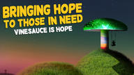 Vinesauce_is_Hope_2018 artist:sweenix pcrf streamer:vinny vineshroom // 1280x720 // 925.9KB