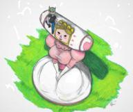 Queen_of_all_cosmos artist:rustybravo game:we_love_katamari streamer:joel // 900x753 // 1.0MB