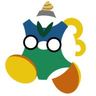 artist:RainySunDrop bob-omb game:paper_mario_the_origami_king streamer:vinny // 331x329 // 33.1KB