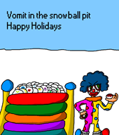 artist:roboribs blood_bagel clown red_vox streamer:vinny vinesauce vomit_in_the_ball_pit // 800x900 // 31.4KB