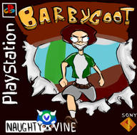 artist:Ganzalez crash_bandicoot game:barbie_explorer playstation streamer:joel // 1500x1488 // 473.1KB