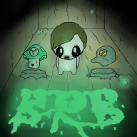 artist:autarck brb poop rebirth streamer:vinny the_binding_of_isaac // 1000x1000 // 83.4KB