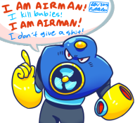 artist:tiny-airman game:mega_man_2 streamer:joel // 550x500 // 151.7KB