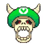 artist:neogalaxy418 pixel pixel_art streamer:joel vargshroom vineshroom // 912x912 // 6.8KB