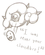 artist:morteriser cloudbro game:kirby_triple_deluxe kirby // 430x522 // 125.0KB