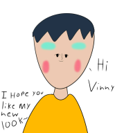 Small_face artist:pozoleh game:tomodachi_life streamer:vinny // 1000x1000 // 56.5KB