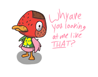 fruit game:animal_crossing game:animal_crossing_new_leaf streamer:vinny // 1149x912 // 101.7KB