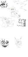 clefairy french_pikachu game:pokedraw pikachu pokemon sketch streamer:joel // 1000x2000 // 419.3KB