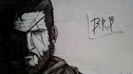 big_boss brb game:metal_gear_rising_revengeance game:metal_gear_solid_v:_the_phantom_pain snake streamer:vinny venom_snake // 810x455 // 450.5KB