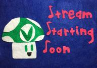 artist:pokephlex felt starting_soon streamer:vinny vineshroom // 2470x1741 // 1.6MB