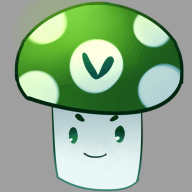 animated artist:electrosquid vinesauce_logo // 800x800 // 3.4MB