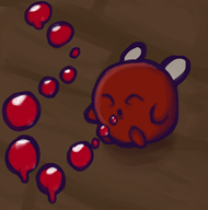 antibirth artist:salmiakki game:binding_of_isaac streamer:vinny vinesauce // 683x690 // 240.9KB