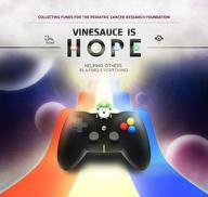 Vinesauce_is_Hope_2017 artist:piergaming charity_stream controller gamepad rainbow space streamer:vinny vineshroom // 2000x1900 // 1.8MB