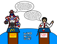 america cheeseburger_freedom_man dr._pepper game:the_political_machine_2016 streamer:joel vinesauce // 1650x1275 // 291.9KB