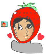 artist:toxiee game:tomodachi_life streamer:vinny two_faced // 500x511 // 104.3KB