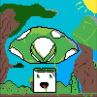 #Joel #vineshroom artist:WRMPie game:NO_GAME streamer:joel vineshroom // 399x400 // 22.7KB