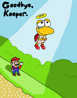 artist:babyboilogey corruptions game:super_mario_world koopa mario streamer:vinny // 1040x1328 // 40.6KB