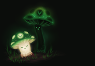 artist:illusioneery dark_shroom streamer:vinny vineshroom // 2104x1488 // 651.3KB