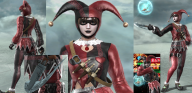 cas custom_character soul_calibur_5 soul_calibur_v streamer:mentaljen // 1242x608 // 1.1MB