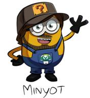 artist:Squelching_Booty minion streamer:vinny // 1479x1600 // 454.0KB