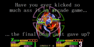 arcade_madness boss demon stream streamer:joel up // 835x426 // 231.0KB