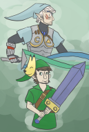 artist:pantsferdinand game:hyrule_warriors streamer:vinny // 775x1147 // 501.7KB