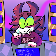 artist:cinnapepper game:jeopardy! snes streamer:joel // 500x500 // 141.2KB