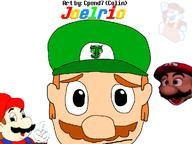 artist:cpend7 game:7_grand_dad game:hotel_mario game:super_mario streamer:joel // 1200x900 // 265.5KB