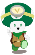 artist:hamsterboygenius game:captain_toad streamer:vinny vineshroom // 575x884 // 109.8KB