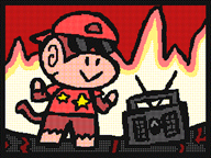 artist:doctorbleak diddy_kong getting_weird_with_it streamer:vinny // 320x240 // 18.9KB