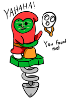 artist:marchingbro16 game:super_mario_rpg korok shy_guy shyster streamer:vinny // 1572x2196 // 311.6KB