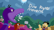 bootleg dinosaurs flintstones grand_dad streamer:joel // 800x450 // 158.0KB