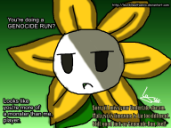 flowey game:undertale streamer:joel // 800x600 // 172.0KB