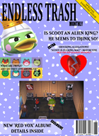 artist:zuty frogs game:animal_crossing game:animal_crossing_new_leaf red_vox scoot streamer:vinny trash // 800x1092 // 676.6KB