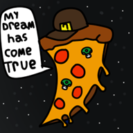 artist:toamac game:everything pizza space streamer:vinny // 256x256 // 37.8KB